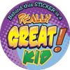 Great Kid Sticker