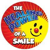 The Healing Power of a Smile_Sticker